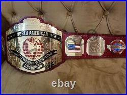 NWA North America Championship Belt Replica Adult