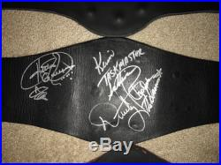 NWA Wrestling Championship Belt Collection / Dave Millican, WWE, WCW, TNA