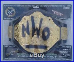 NWO World Heavyweight Championship Title Belt (RARE) Jakks Foam WWE WWF WCW