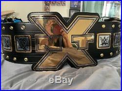 NXT Championship Adult Belt Replica WWE
