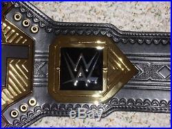 NXT WOMEN'S CHAMPIONSHIP METAL ADULT SIZE WWE WRESTLING REPLICA TITLE BELT asuka
