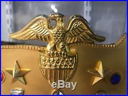 Nature Boy Buddy Rogers Awarded WWWF (WWE) World Championship Title Belt