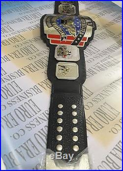 New Replica WWE United States Championship Belt Adult Size With Carrying Bag