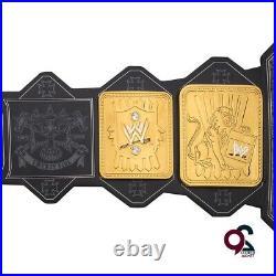 New Triple H 2MM Bass Big Eagle World Championship Leather Belt (Rplica)