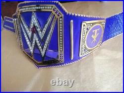 New Undertaker Custom Championship Belt 4mm Gold Zinc Plates (Rplica)