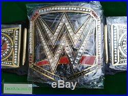 New WWE HEAVYWEIGHT CHAMPIONSHIP (REPLICA) BELT