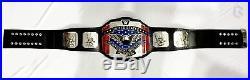 New WWE United States Wrestling Championship Belt Adult Size, 4MM Plates