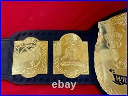 New Wwf World Tag Team Wrestling Championship Belt Wwe Replica Belt Adult Size