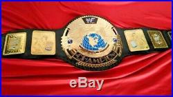 New Wwf World Wrestling Federation Championship Belt Heavyweight Adult Size Belt