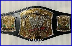 OFFICIAL WWE SPINNER CHAMPIONSHIP REPLICA WRESTLING BELT with BAG JOHN CENA