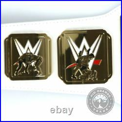 OPEN BOX WWE 2014 Intercontinental Championship Commemorative Title Belt White