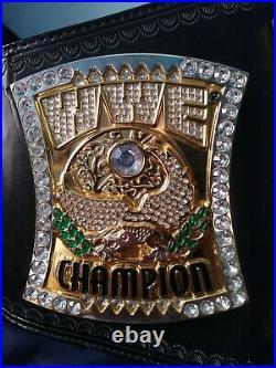 Official Replica Wwe Spinner Championship Wrestling Belt