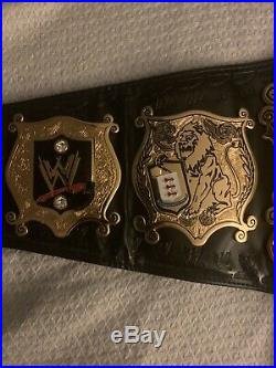 Official Replica Wwe Undisputed Championship Replica Belt