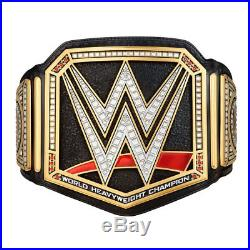 Official WWE Authentic Championship Commemorative Title Belt (2014) gold