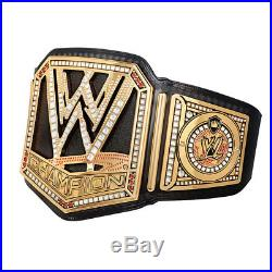 Official WWE Authentic Championship Replica Title Belt