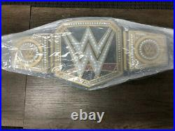 Official WWE Authentic Championship Replica Title Belt (2014) Multi NEW