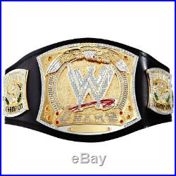 Official WWE Authentic Championship Spinner Replica Title Belt Gold Small