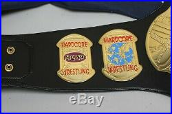 Official WWE Authentic ECW World Heavyweight Championship Replica Title Belt