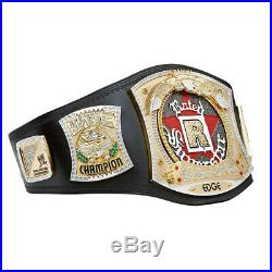 Official WWE Authentic Edge Rated-R Spinner Championship Replica Title Belt