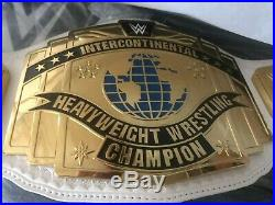 Official WWE Authentic Intercontinental Championship Replica Title Belt