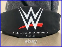 Official WWE Authentic Million Dollar Championship Replica Title Belt