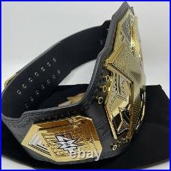 Official WWE Authentic NXT Championship Replica Title Belt