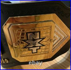 Official WWE Authentic NXT Championship Replica Title Belt (2017) Wrestling