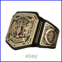 Official WWE Authentic NXT United Kingdom Championship Replica Title Belt Multi