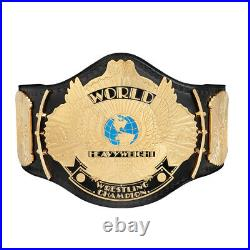 Official WWE Authentic Replica Winged Eagle Championship Title Belt Multi