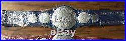 Official WWE Authentic SmackDown Tag Team Championship Replica Title Belt