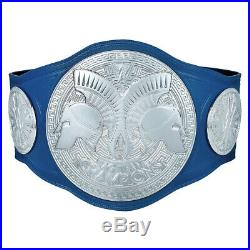 Official WWE Authentic SmackDown Tag Team Championship Replica Title Belt Multi
