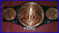 Official WWE Authentic Tag Team Championship adult Replica Title Belt (2010)