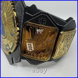 Official WWE Authentic Triple H Signature Series Championship Replica