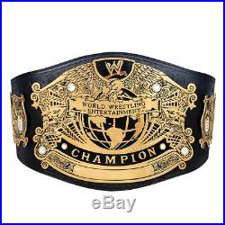Official WWE Authentic Undisputed Championship Replica Title Belt