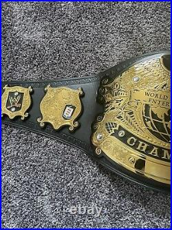 Official WWE Authentic Undisputed Championship Replica Title Belt (Version 2)