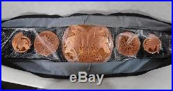 Official WWE Authentic Unisex WWE Tag Team Championship Replica Title Belt 2014