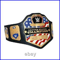 Official WWE Authentic United States Championship Replica Title Belt (2014)