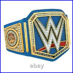 Official WWE Authentic Universal Championship Blue Replica Title Belt