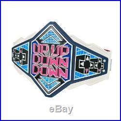 Official WWE Authentic UpUpDownDown Championship Replica Title Belt