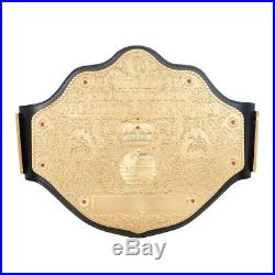 Official WWE Authentic WCW Heavyweight Championship Replica Title Belt Multi