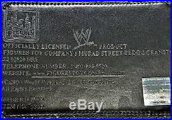 Official WWE Authentic WCW Heavyweight Championship Replica Title Belt Wresting