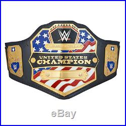 Official WWE Authentic WWE United States Championship Commemorative Title Belt