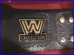 Official WWE Replica Winged Eagle Championship Title Belt Real leather 4mm
