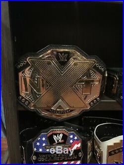 Official WWE SHOP Authentic NXT Championship Replica Title Belt (2017)