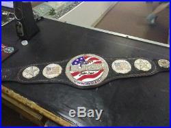 Official WWE United States US Spinner Championship Belt (John Cena)