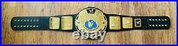 Official Wwe Big Eagle Attitude Era World Championship Replica Wrestling Belt