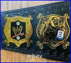Official Wwe Undisputed World Heavyweight Championship Wrestling Replica Belt