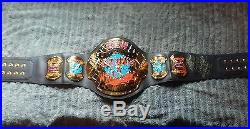 Original 2000 ECW World Heavyweight Championship Replica Belt Adult/Metal WWE