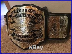 Preimer Wrestling Championship Belt Wwf Wwe