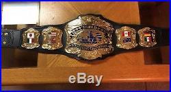 Premier Championship Wrestling Belt Replica WWE WWF